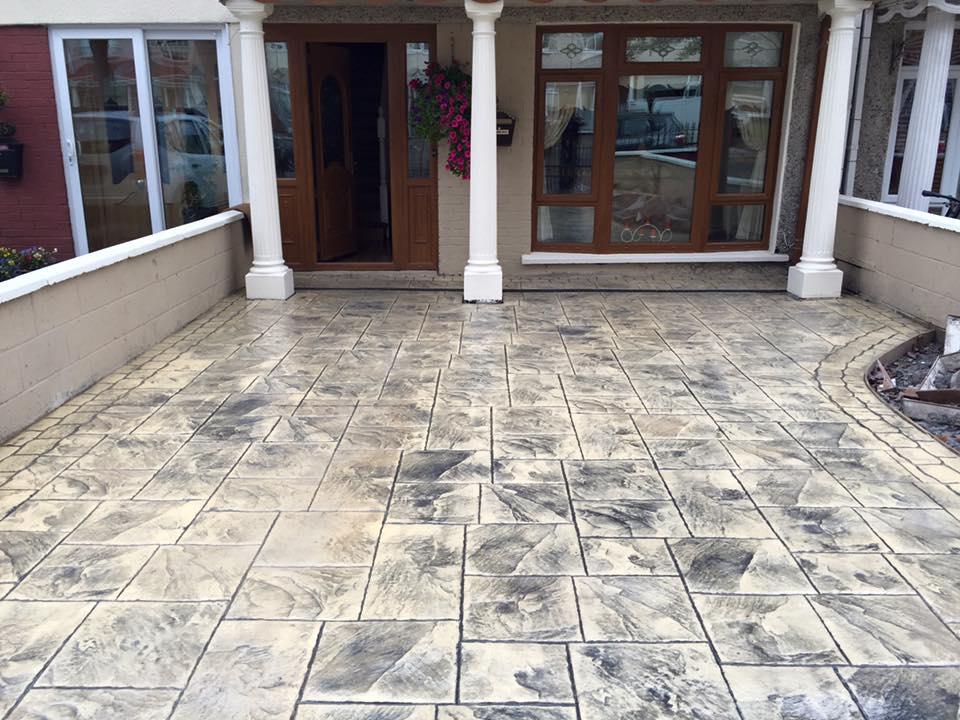 Procrete Imprint Concrete Dublin